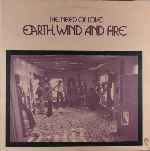 Earth Wind and Fire - The Need Of Love (Vinyle Neuf)
