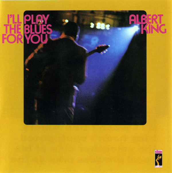 Albert King - Ill Play the Blues For You