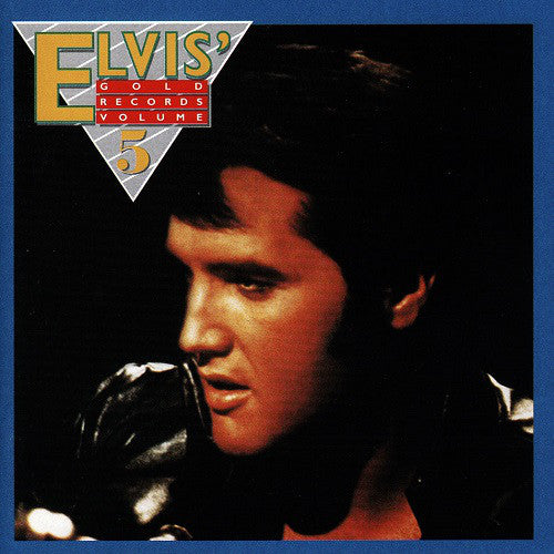 Elvis Presley - Elvis Gold Records Volume 5 (CD Usagé)