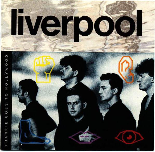 Frankie Goes To Hollywood - Liverpool (Vinyle Neuf)