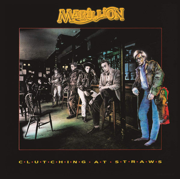 Marillion - Clutching At Straws (Coffret) (Vinyle Neuf)