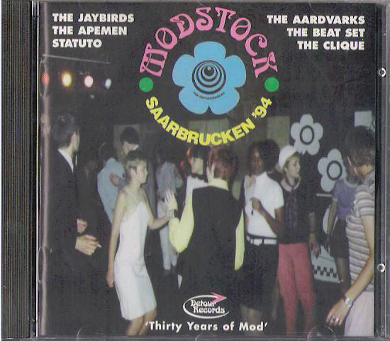 Various - Modstock (CD Usagé)