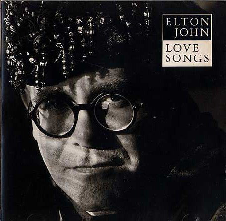 Elton John - Love Songs (CD Usagé)