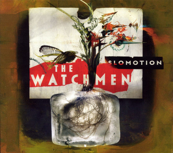 Watchmen - Slomotion (CD Usagé)
