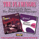 The Flamingos - Requestfully Yours / The Sound Of The Flamingos (CD Usagé)