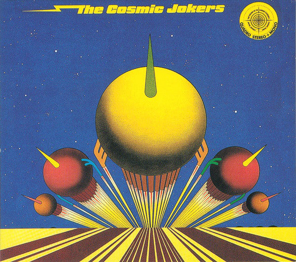 The Cosmic Jokers - The Cosmic Jokers (CD Usagé)