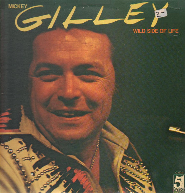 Mickey Gilley - Wild Side Of Life (Vinyle Usagé)