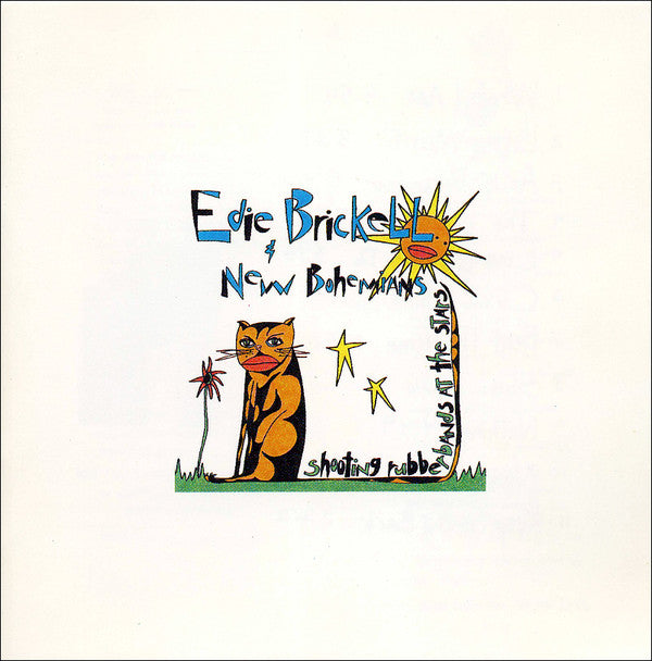 Edie Brickell - Shooting Rubber Bands at the Stars (CD Usagé)