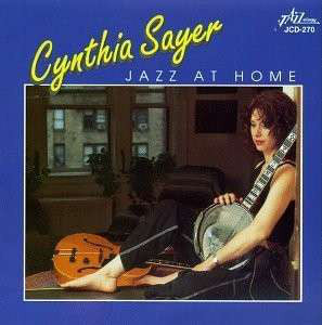 Cynthia Sayer - Jazz at Home (CD Usagé)