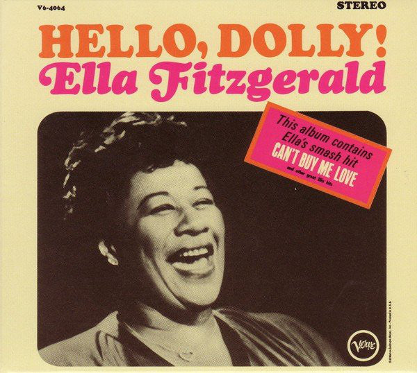 Ella Fitzgerald - Hello Dolly (CD Usagé)