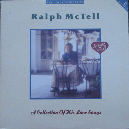 Ralph McTell - A Collection of His Love Songs (Vinyle Usagé)