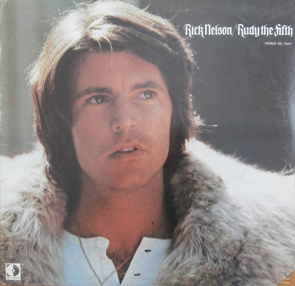 Rick Nelson - Rudy the Fifth (Vinyle Usagé)