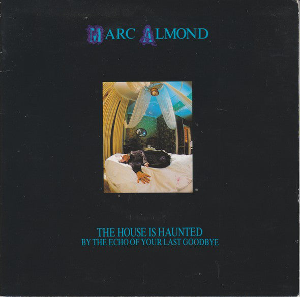 Marc Almond - The House Is Haunted By The Echo Of Your Last Goodbye (45-Tours Usagé)