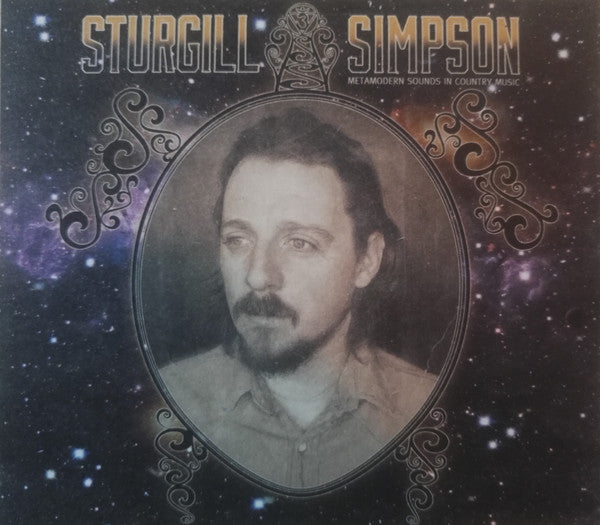 Sturgill Simpson - Metamodern Sounds In Country Music (Vinyle Neuf)