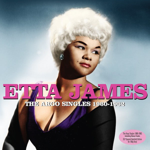 Etta James - The Argo Singles 1960-1962 (Vinyle Neuf)