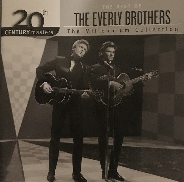 Everly Brothers - The Best Of The Every Brothers (CD Usagé)