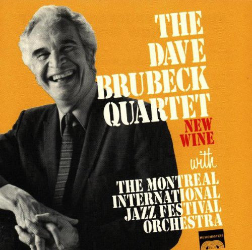 Dave Brubeck - New Wine (CD Usagé)