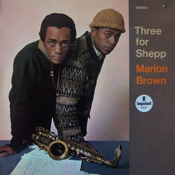 Marion Brown - Three For Shepp (Vinyle Neuf)