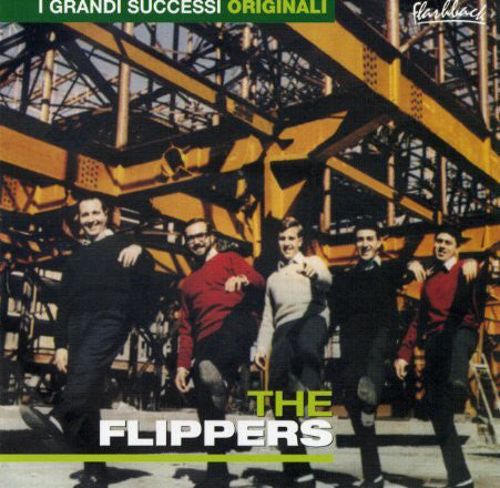Flippers - I Grandi Successi Originali (CD Usagé)