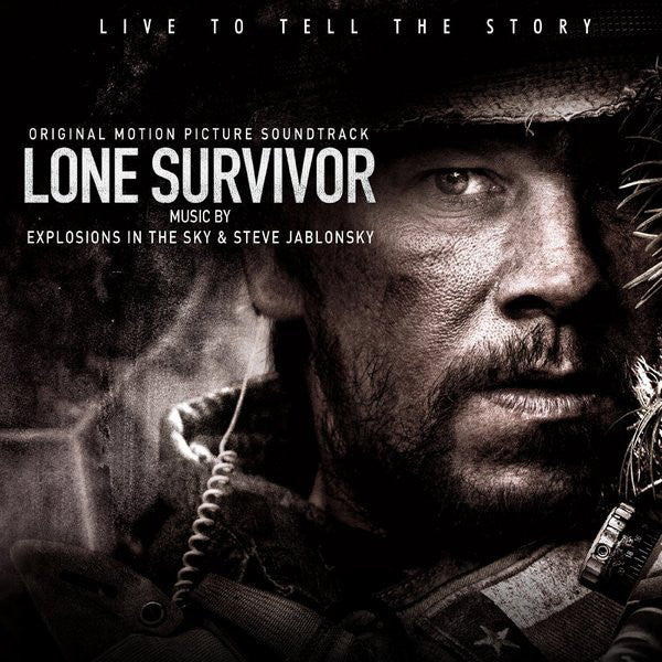 Explosions In The Sky / Steve Jablonsky - Lone Survivor Soundtrack (Vinyle Neuf)