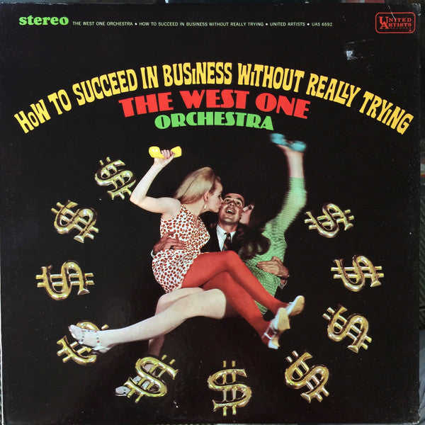West One Orchestra - How to Succeed in Business Without Really Trying (Vinyle Usagé)