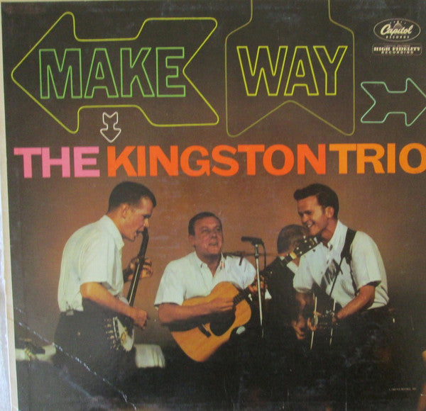 Kingston Trio - Make Way (Vinyle Usagé)