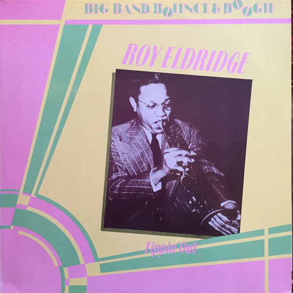 Roy Eldridge - Tippin Out (Vinyle Usagé)