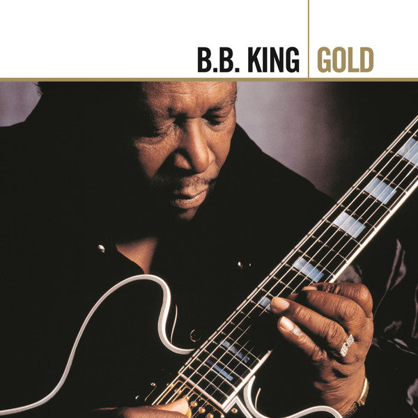 BB King - Gold (CD Usagé)