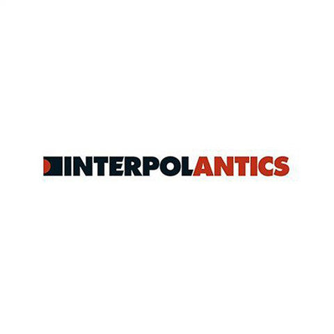 Interpol - Antics (Vinyle Neuf)