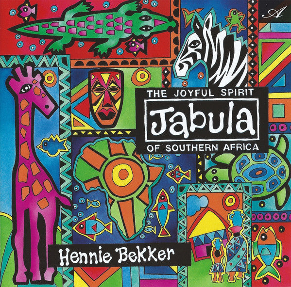 Hennie Bekker - Jabula (CD Usagé)