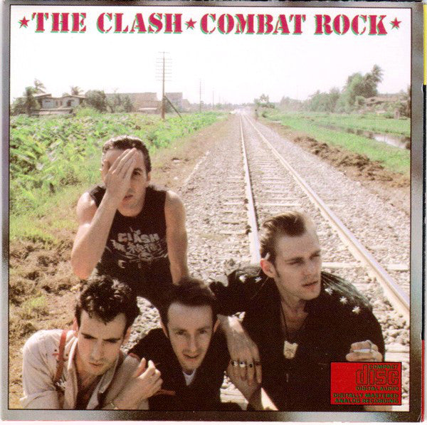 Clash - Combat Rock (CD Usagé)
