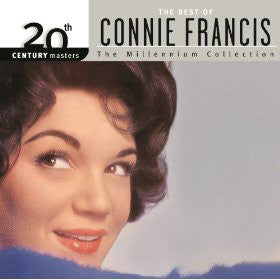 Connie Francis - The Best of Connie Francis: 20th Century Masters / The Millenium Collection (CD Usagé)