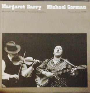 Margaret Barry / Michael Gorman - Margaret Barry / Michael Gorman (Vinyle Usagé)
