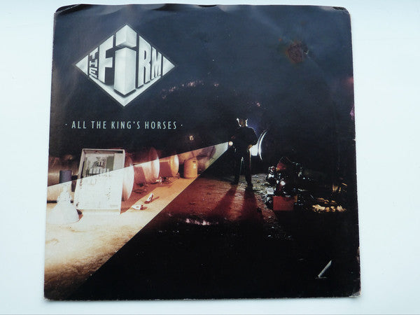 The Firm (7) - All The Kings Horses (45-Tours Usagé)