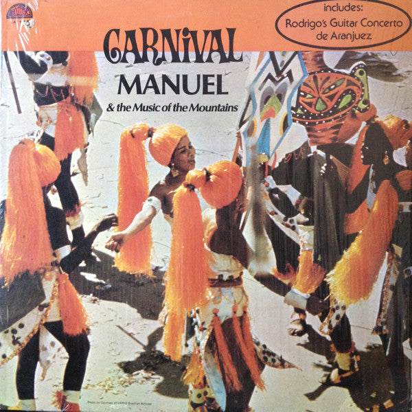 Manuel and the Music of the Mountains - Carnival (Vinyle Usagé)