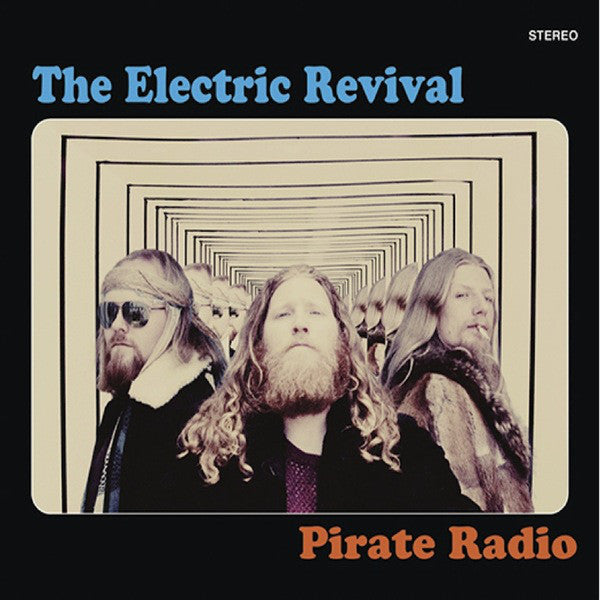 Electric Revival - Pirate Radio (Vinyle Neuf)