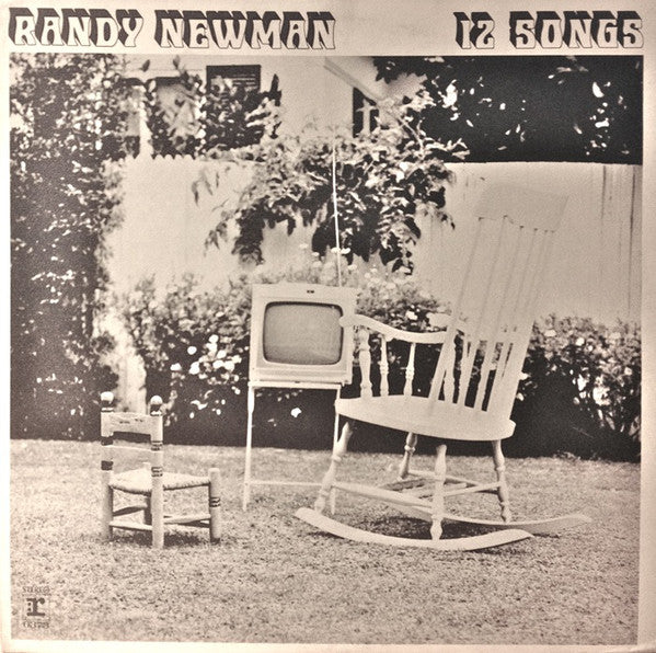 Randy Newman - 12 Songs (Vinyle Neuf)