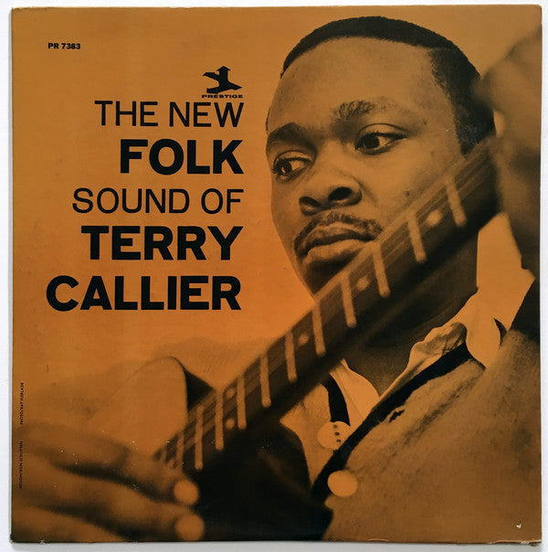 Terry Callier - New Folk Sound (Vinyle Neuf)
