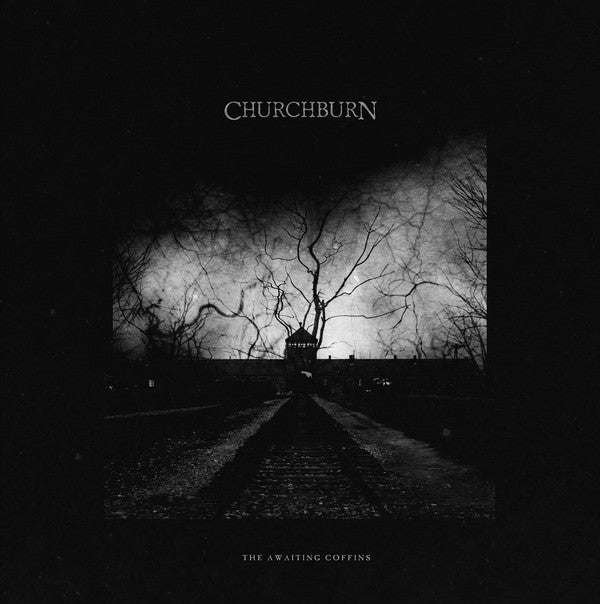 Churchburn - The Awaiting Coffins (Vinyle Neuf)
