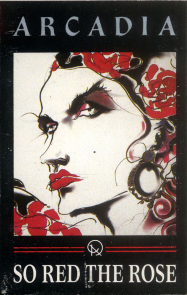 Arcadia (3) - So Red The Rose (Cassette Usagée)
