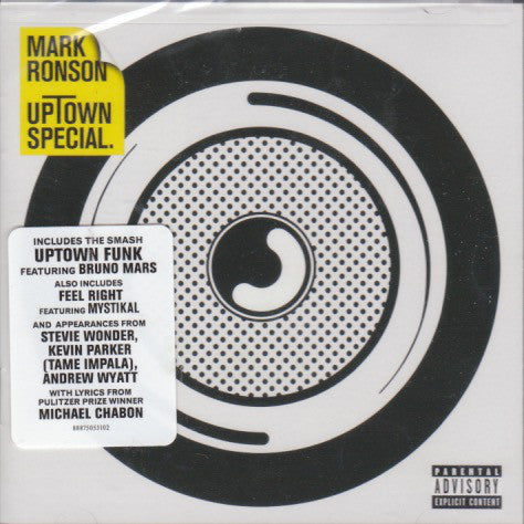 Mark Ronson - Uptown Special (Vinyle Neuf)
