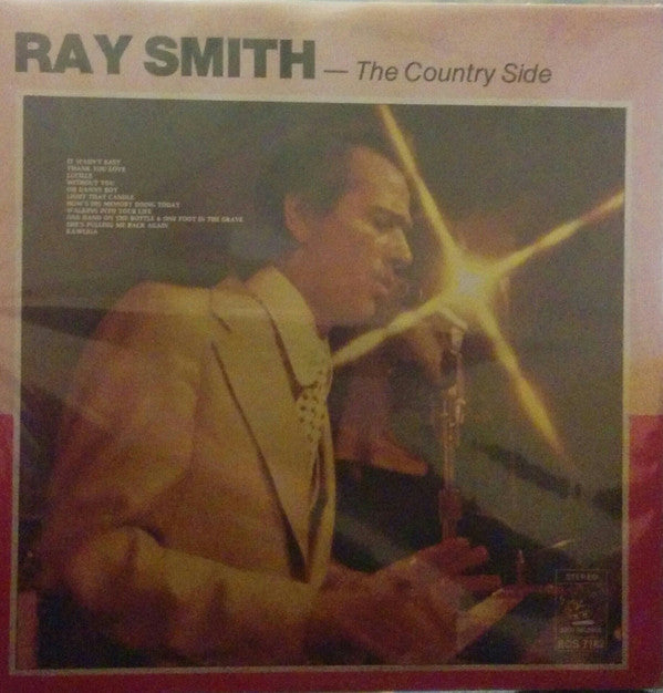 Ray Smith - The Country Side (Vinyle Usagé)
