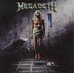 Megadeth - Countdown To Extinction (CD Usagé)