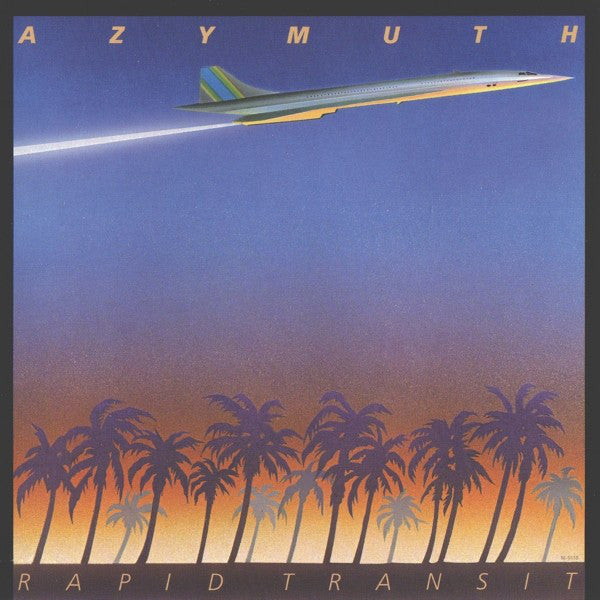 Azymuth - Rapid Transit (CD Usagé)