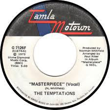 The Temptations - Masterpiece (45-Tours Usagé)