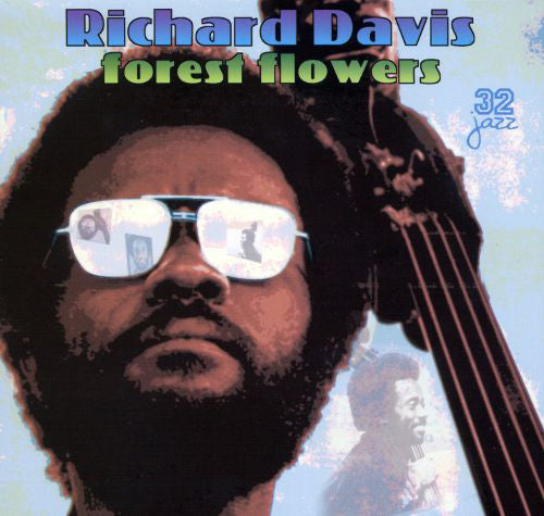 Richard Davis (2) - Forest Flowers (CD Usagé)