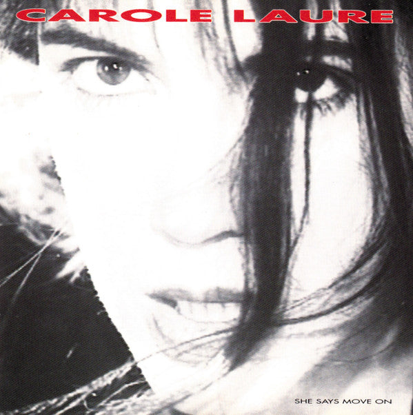 Carole Laure - She Says Move On (CD Usagé)