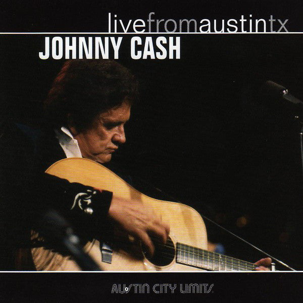 Johnny Cash - Live From Austin TX (Vinyle Neuf)