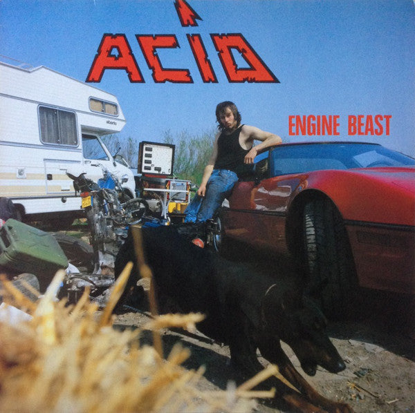 Acid - Engine Beast (Vinyle Neuf)