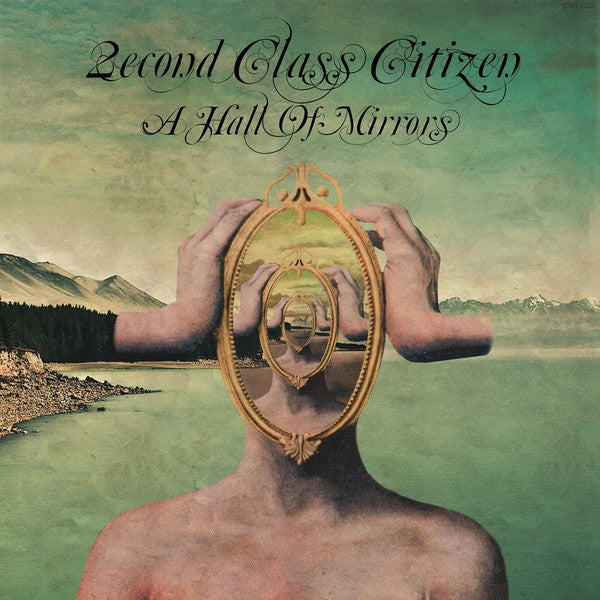 2econd Class Citizen - A Hall Of Mirrors (Vinyle Neuf)